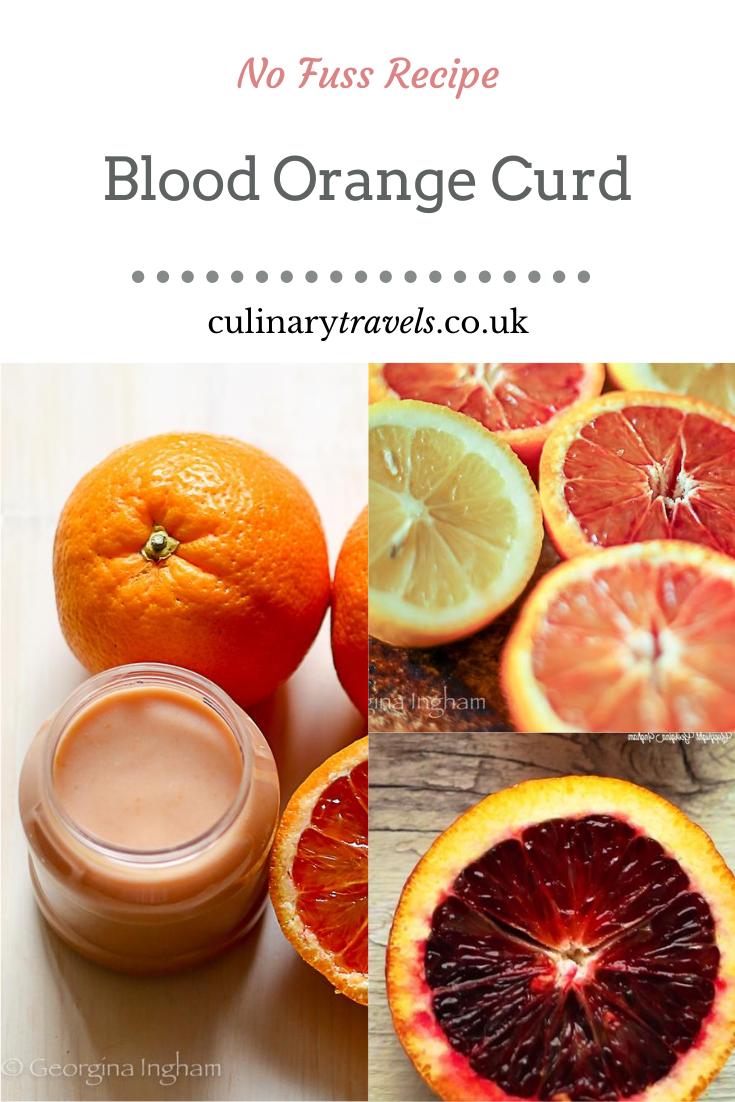Silky smooth Blood Orange Curd ... This blood orange curd is vibrant, tart yet perfectly sweet and silky smooth. It is as perfect spread on your morning toast as it is filling a Victoria Sponge