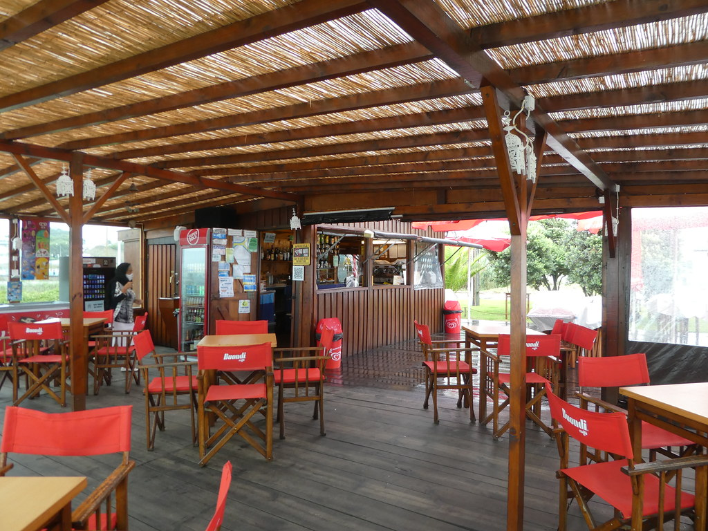 Beach cafe, Espinho