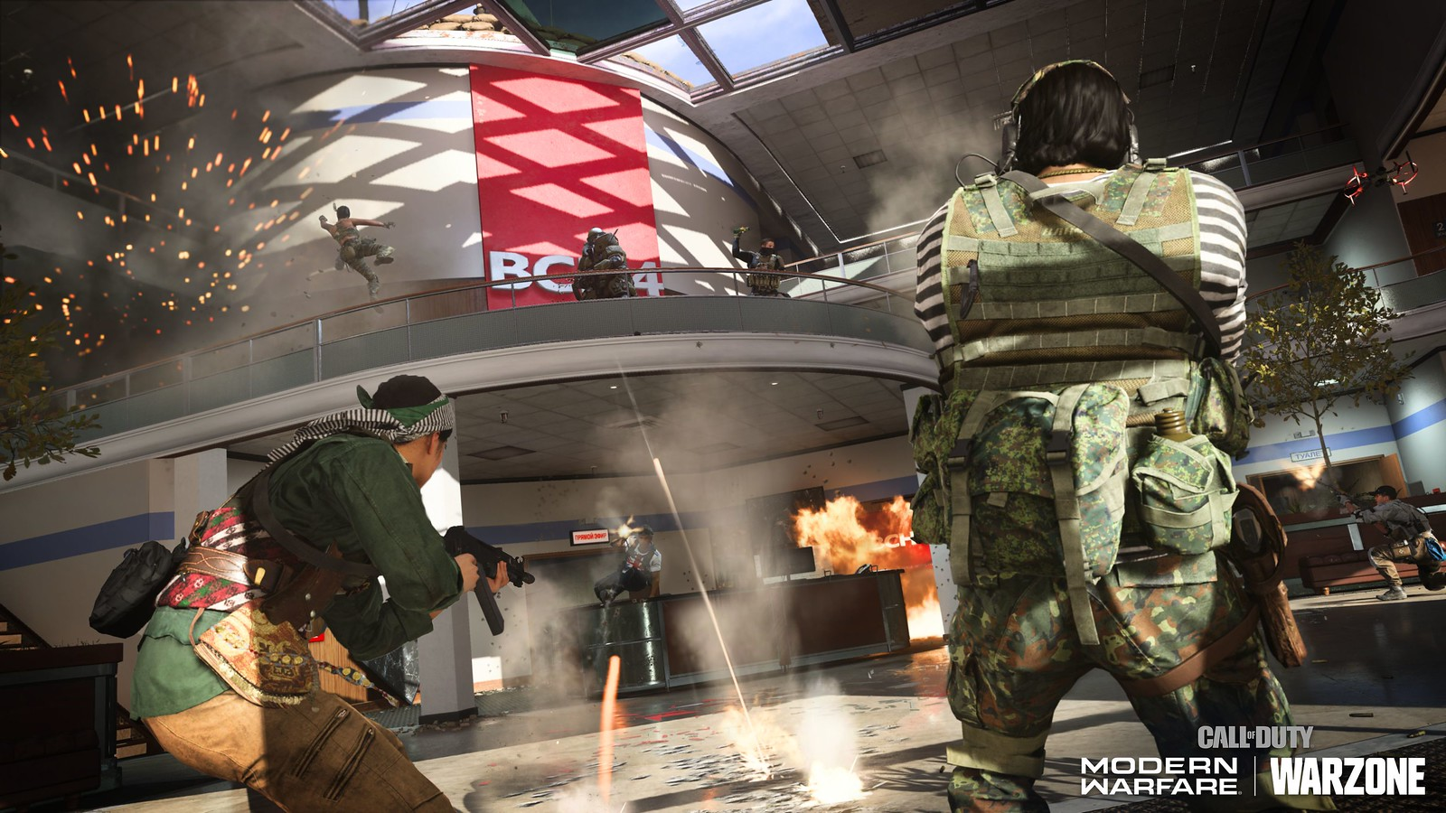 Call of Duty: Modern Warfare & Warzone