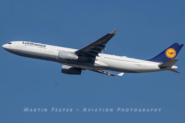 D-AIKM // Lufthansa // A330-343