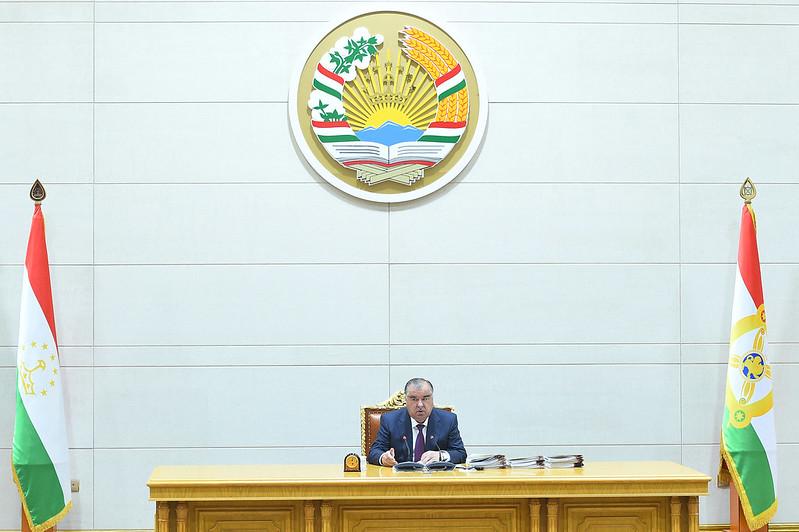 Маҷлиси Ҳукумати Ҷумҳурии Тоҷикистон 28.09.2020
