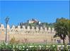 Zwischenstopp in Soave 2020 - Stadtmauer