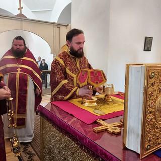 27.09.2020 | Крестовоздвижение. Юрьев монастырь