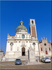 Ankuft in Vicenza - Santuario della Madonna di Monte Berico