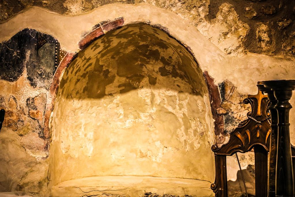 Saint Saba Eddeh Batroun Church Fresco