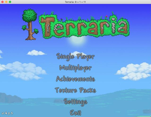 Terraria 1.4.0.5