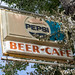 m01229 posted a photo:	Shell, Wyoming - September 25, 2020: Old rustic and vintage Pepsi brand soda sign at a cafe and bar in the small town