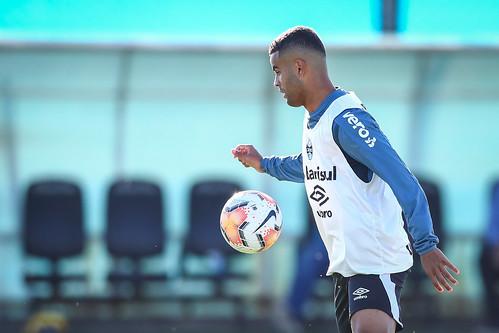 Treino Grêmio 28/09/2020
