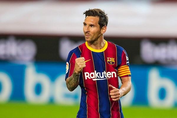 """Sergi Roberto: """"Barca có thể thuyết phục Messi ở lại nếu…"""""""