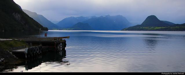 Romdalsfjord, Veblungsnes, Norway