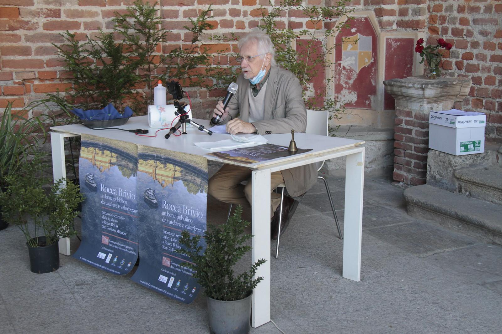 Rocca Brivio - 26 Settembre 2020 - Un bene pubblico da tutelare e valorizzare