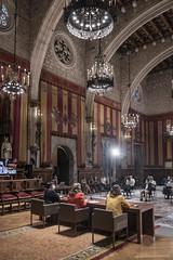 dt., 22/09/2020 - 17:21 - Plenari del Pacte per la Mobilitat   Foto Laura Guerrero/Ajuntament de BCN