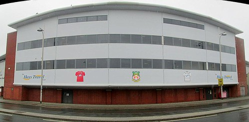 Racecourse Stadium, Main Stand