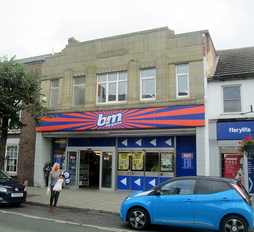 Art Deco, Former Woolworths, MOld