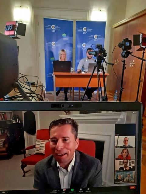 European Digital Diplomacy Exchange Steering Board and Symposium