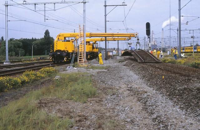 08488021-13035 Amsterdam Transformatorweg Aansluitng 28 september 1994
