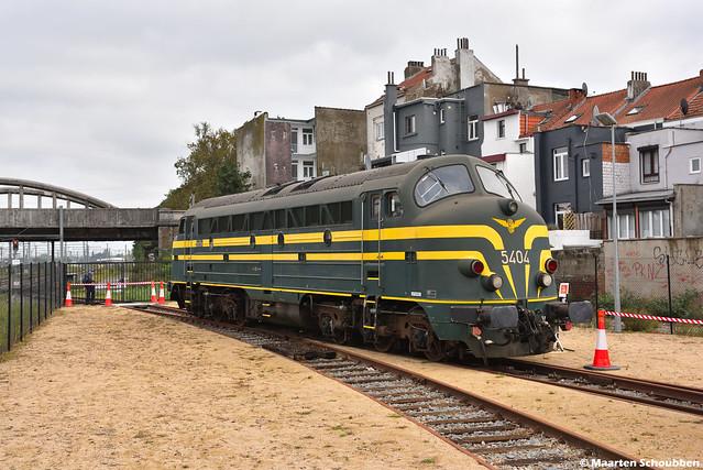 5404 @ Train World