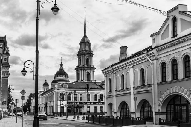 Rybinsk, Yaroslavl Oblast, Russia / Рыбинск