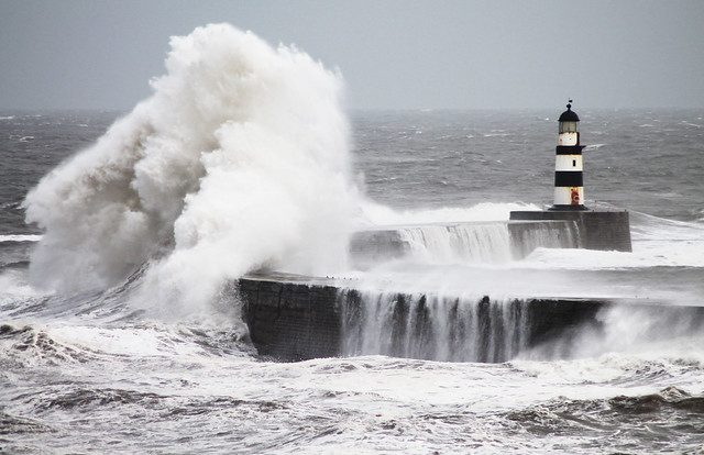 Seaham lighthouse