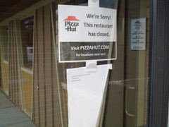 Former Pizza Hut - Madison, SD - 07