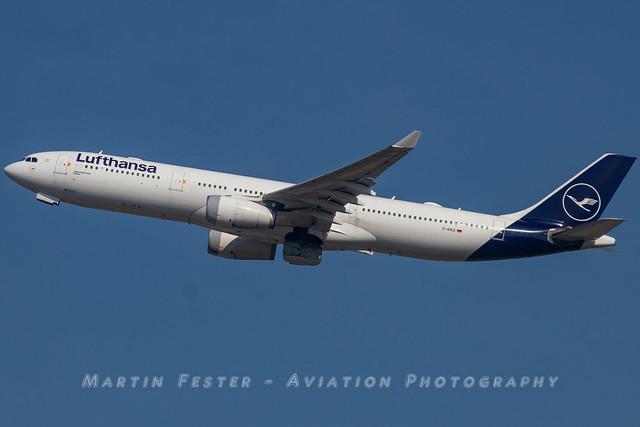 D-AIKO // Lufthansa // A330-343
