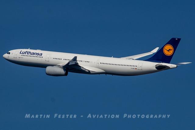 D-AIKK // Lufthansa // A330-343