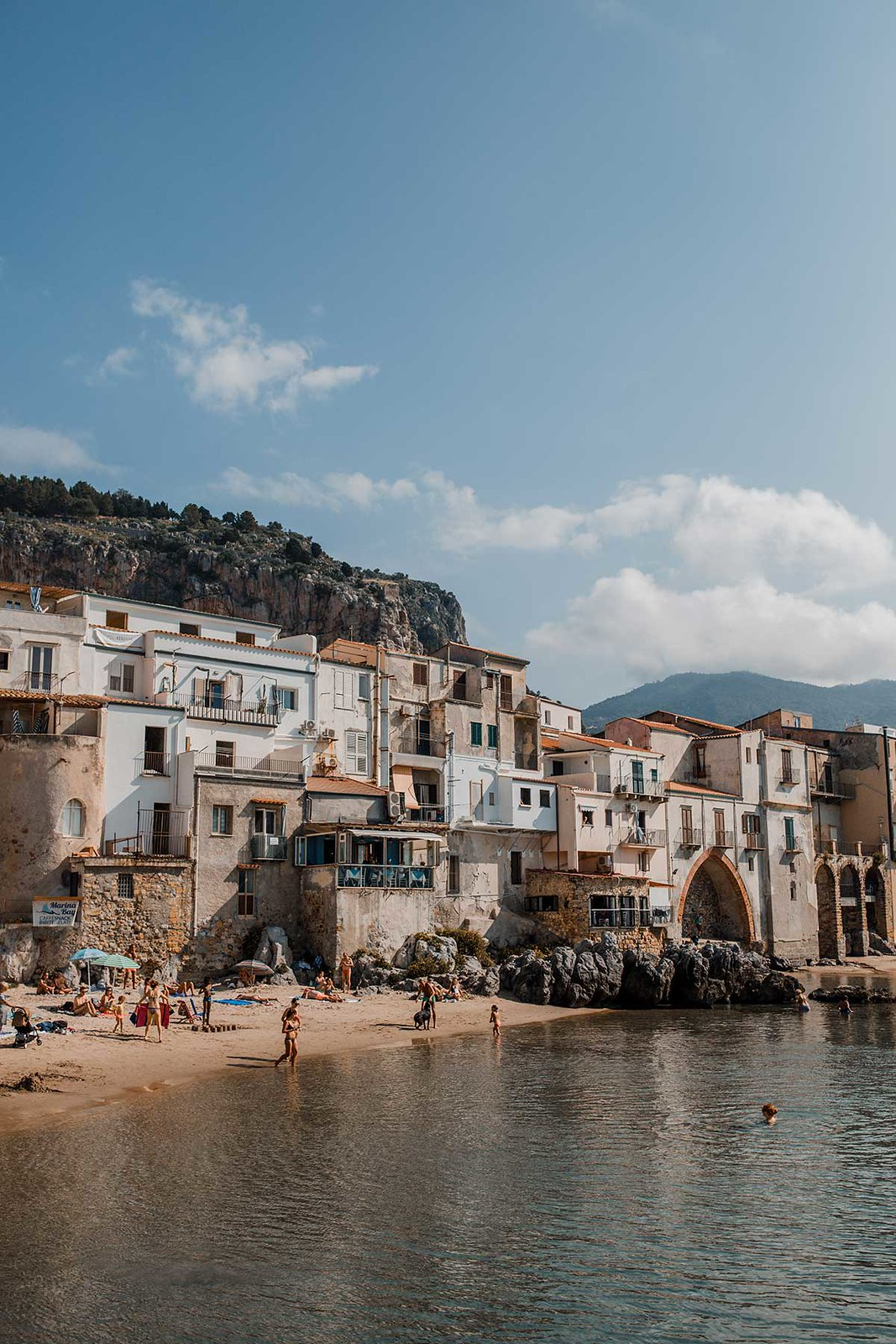 10 Places I Want to Travel After COVID-19 | Places to Travel after Lockdown is Over | Travel Aesthetic | Italian Aesthetic | Cefalù, Sicily, Italy |  Best Sicilian Beaches | Italian Coastal Towns | Sicilian Beach Town | Italy Village