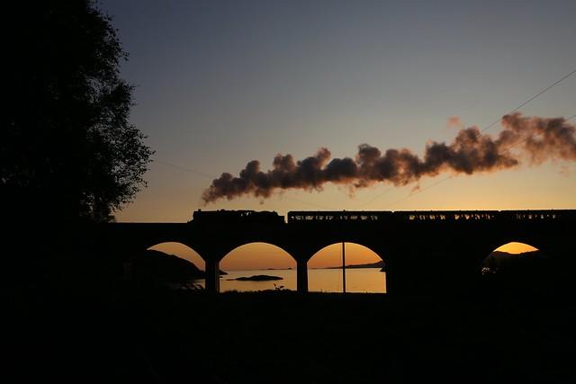 45212 - Viaduct Sunset