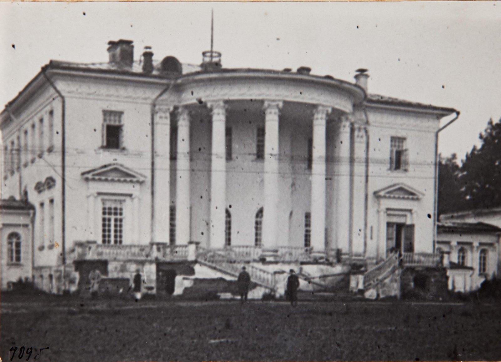 1923. Усадьба Введенское