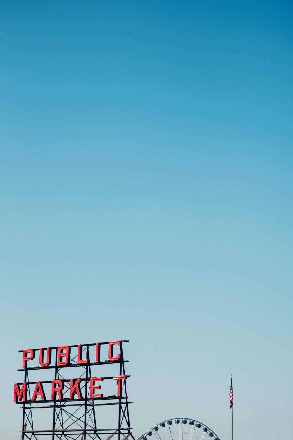 10 Places I Want to Travel After COVID-19 | Places to Travel after Lockdown is Over | Travel Aesthetic | Seattle Washington Pike Place Public Market