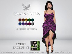 [Ari-Pari] Rowena Dress