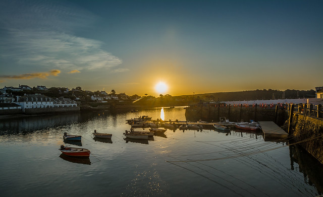 St Mawes Sunrise