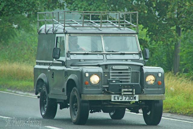Land Rover EVJ 730W