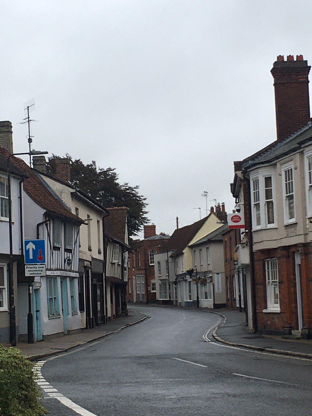 Old street Kelvedon Circular