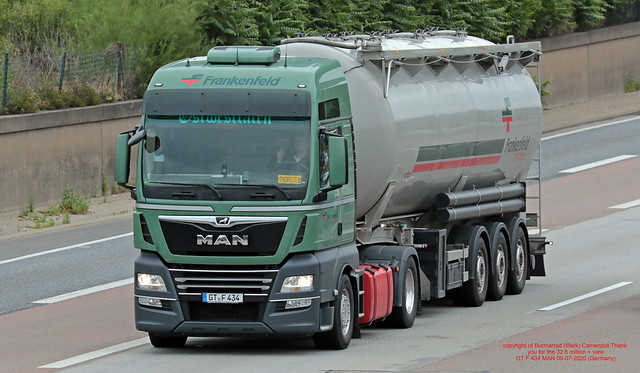 GT F 434 MAN 09-07-2020 (Germany)
