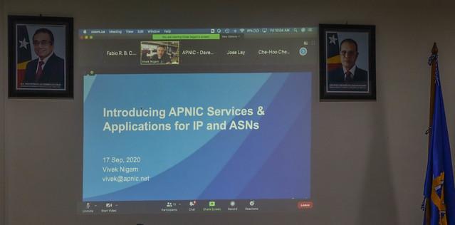 ANC-APNIC Webinar on APNIC and ISP Startups
