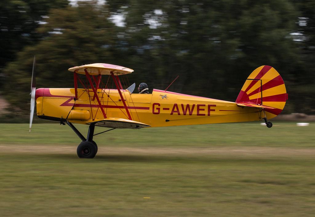 SNCAN Stampe SV-4C(G) - G-AWEF