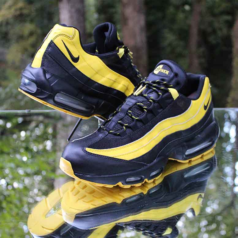 air max 95 frequency