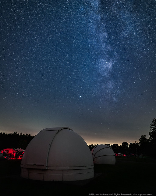 Cherry Springs State Park Astronomer's Field