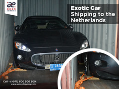 Exotic Car Shipping to the Netherlands