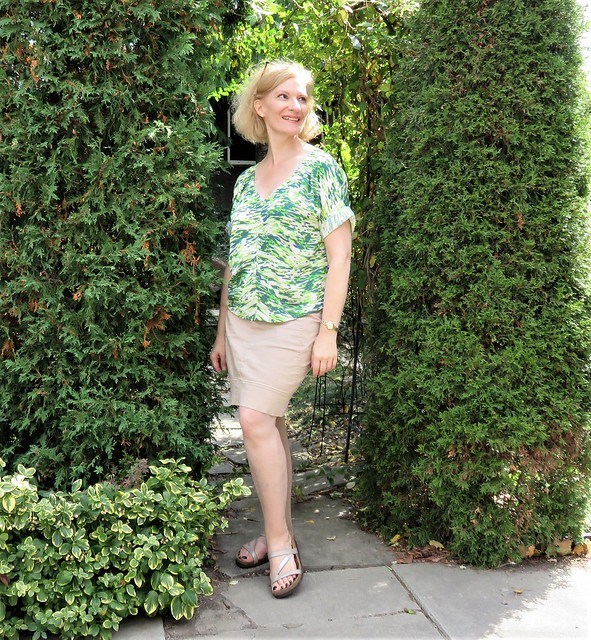 Vogue 1247 green