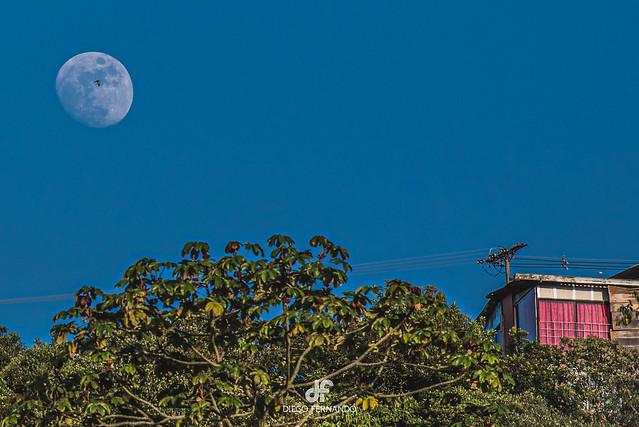 Luna Creciente 92%