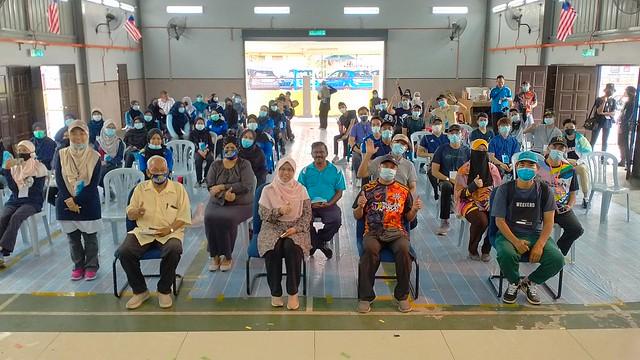 Semangat Anak Muda Membersihkan Malaysia Melalui MALAYSIA CLEAN UP DAY 2020