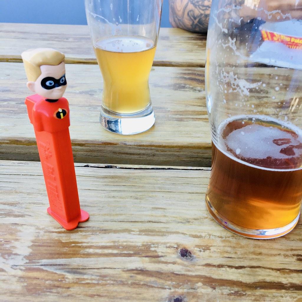 Pez, Hard Cider & Beer