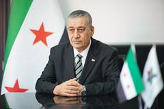 الأمين العام للائتلاف عبد الباسط عبد اللطيف