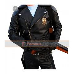 Mad Max Rockatansky (Mel Gibson) Biker Jacket