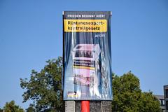 21.09.2020: Aktion Aufschrei: FRIEDEN BEGINNT HIER! Rüstungsexportkontrollgesetz JETZT!!