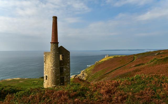 Wheal Prosper, Trewevas mining district, Cornwall.( Explored)