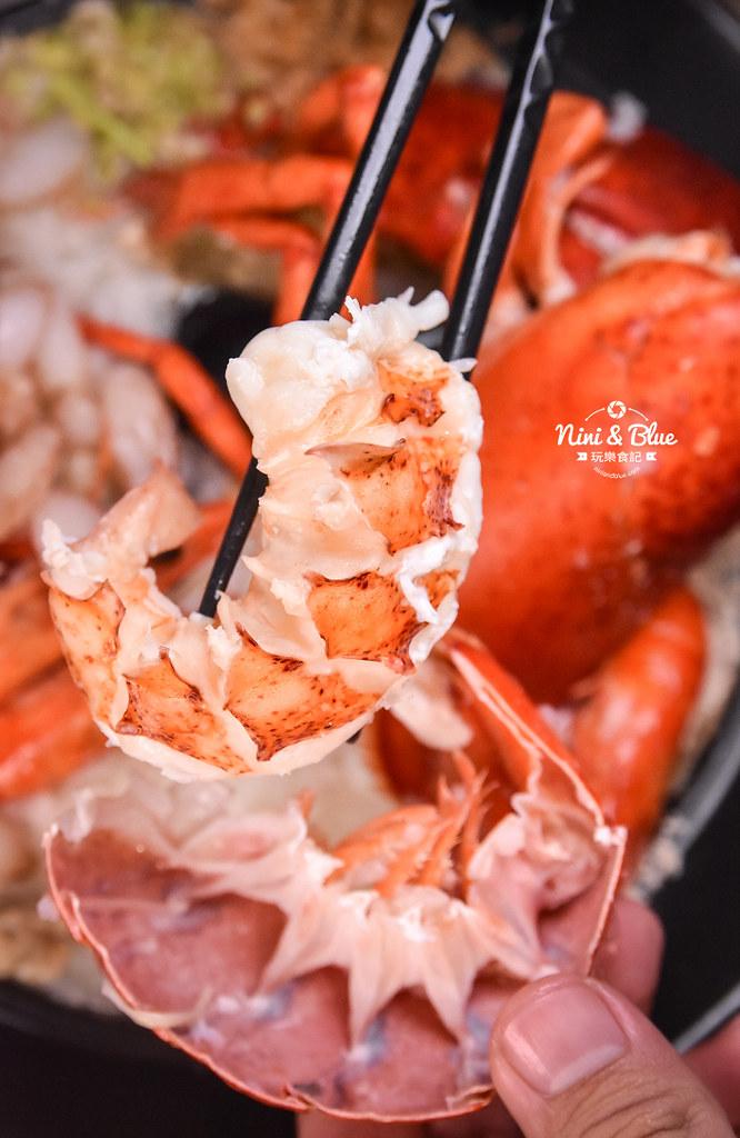 台中海鮮粥 粥堂 龍蝦 螃蟹 蟹管肉 麻油雞 33