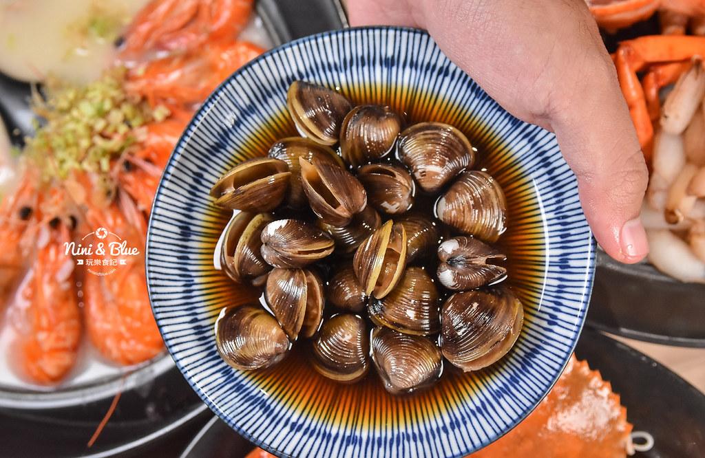 台中海鮮粥 粥堂 龍蝦 螃蟹 蟹管肉 麻油雞 26
